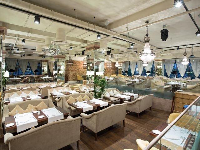Moskou - Vega Izmailovo Hotel **** - restaurant