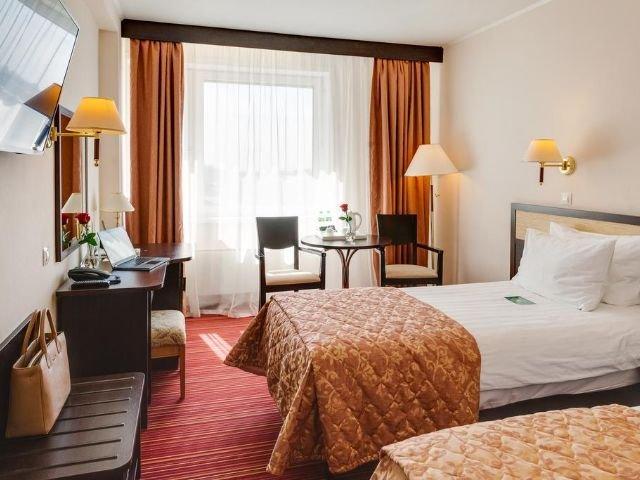 Moskou - Vega Izmailovo Hotel **** - 2-persoonskamer