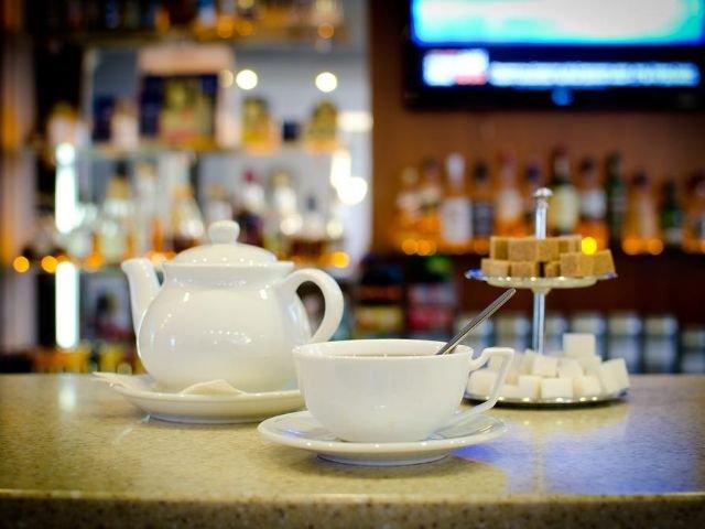 Novgorod - Hotel Volkhov **** - bar