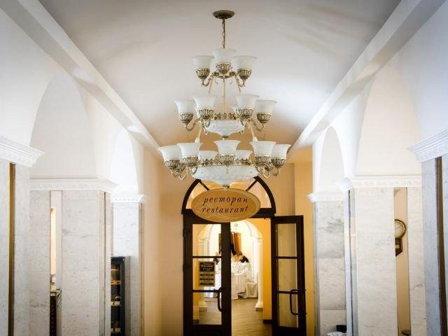 Novgorod - Hotel Volkhov **** - restaurant