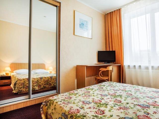 Novgorod - Hotel Volkhov **** - 2-persoonskamer
