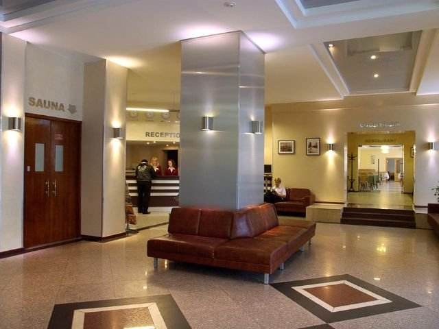 St. Petersburg - Ladoga Hotel *** - lobby