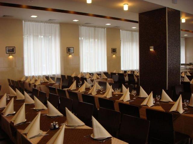 St. Petersburg - Ladoga Hotel *** - restaurant