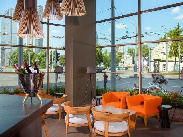 Vilnius - Holiday Inn Vilnius **** - lobby
