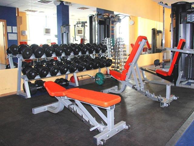 Riga - Riga Islande Hotel **** - fitnesscentrum