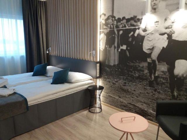 Tallinn - Kalev Spa Hotel **** - 2-persoonskamer