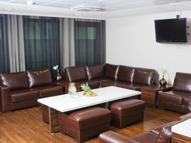 Tallinn - Kalev Spa Hotel **** - lounge