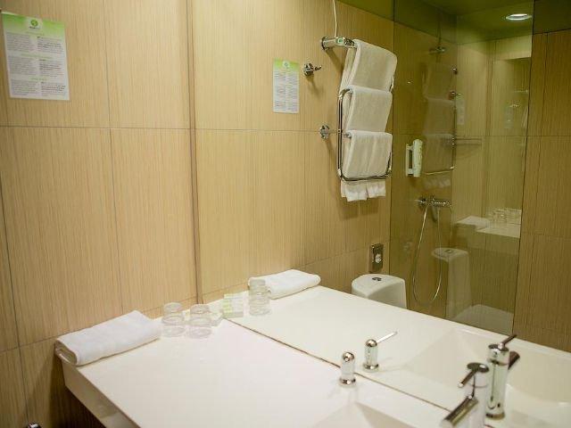 Tallinn - Kalev Spa Hotel **** - badkamer