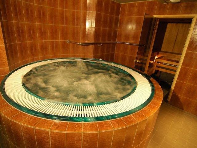 Tallinn - Kalev Spa Hotel **** - spa