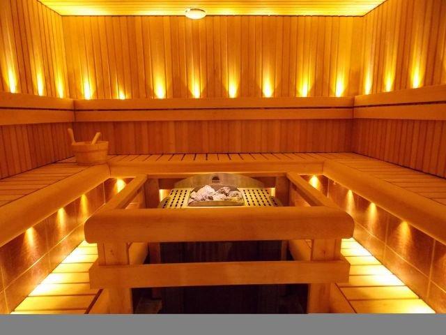 Tallinn - Kalev Spa Hotel **** - sauna