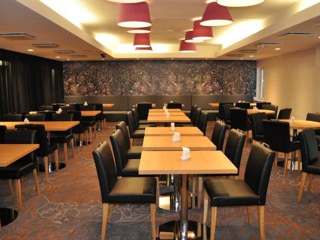 Tallinn - Kalev Spa Hotel **** - restaurant