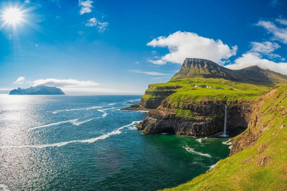 Rondreis IJsland & Faeroer Eilanden
