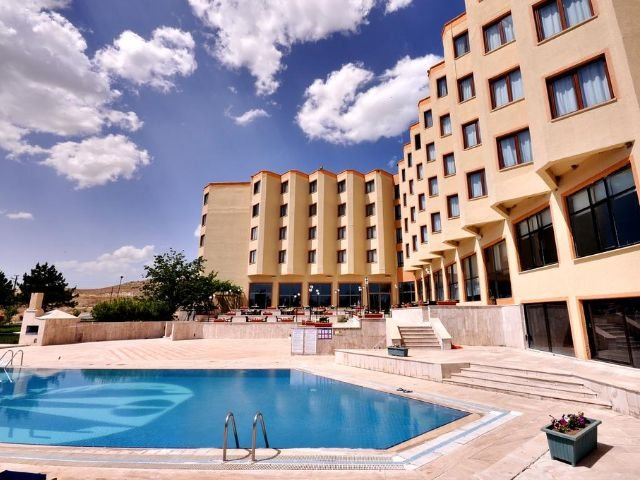 Turkije - Cappadocie - Urgup - Otel Mustafa