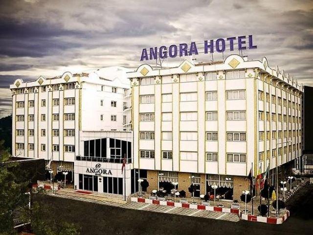 Turkije - Ankara - Angora Otel