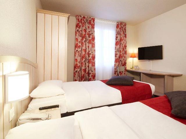 Disneyland Paris - Hotel Campanile Val de France - 2-persoonskamer