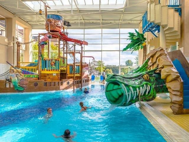 Disneyland Paris -Explorers Hotel - zwembad