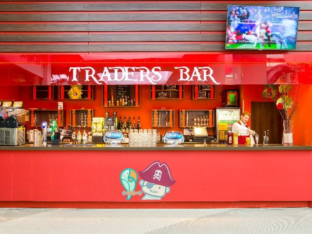 Disneyland Paris -Explorers Hotel - Trader's Bar