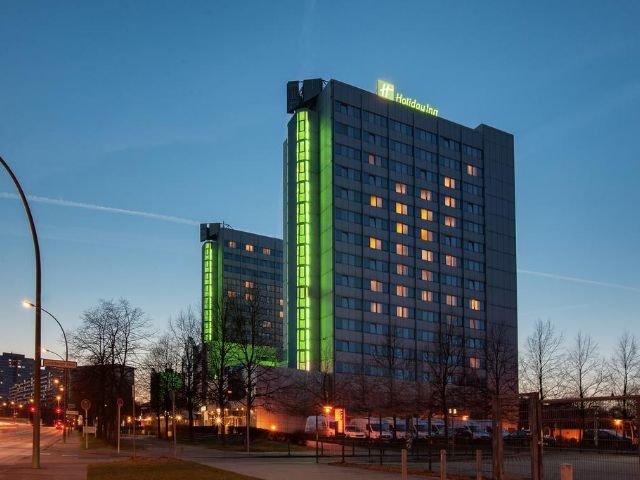 Berlijn - City Hotel Berlin East **** - hotelaanzicht