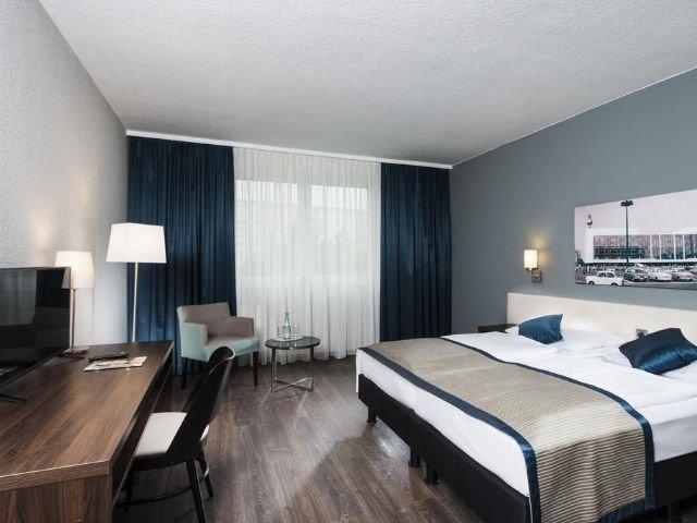 Berlijn - City Hotel Berlin East **** - voorbeeldkamer