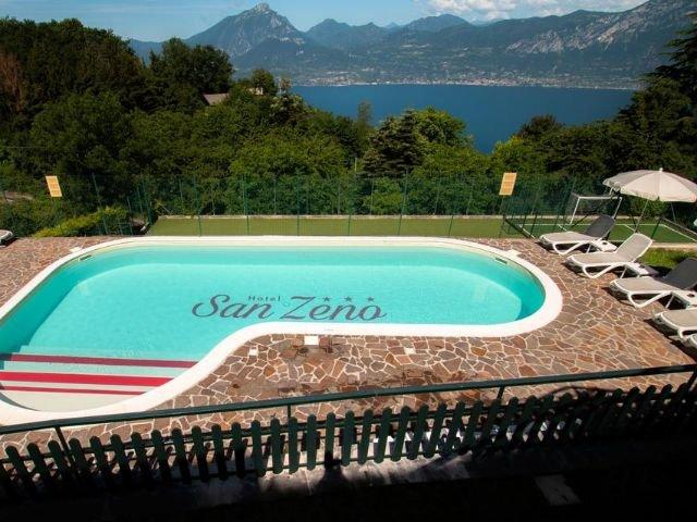 San Zeno di Montagna - Hotel San Zeno - zwembad