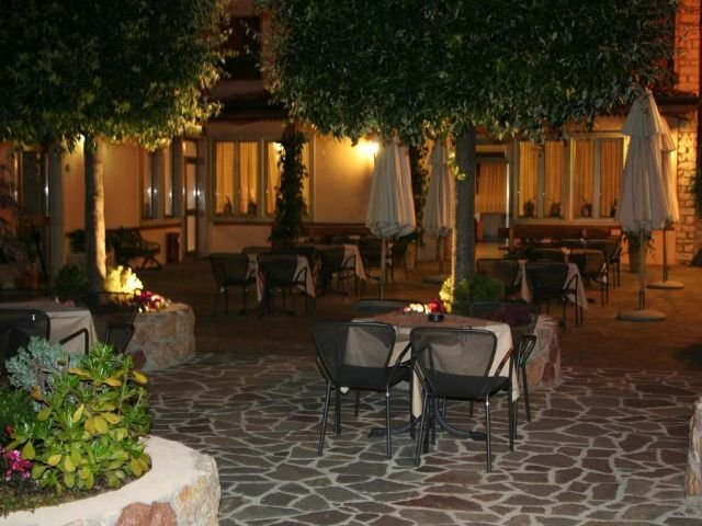 San Zeno di Montagna - Hotel San Zeno - terras