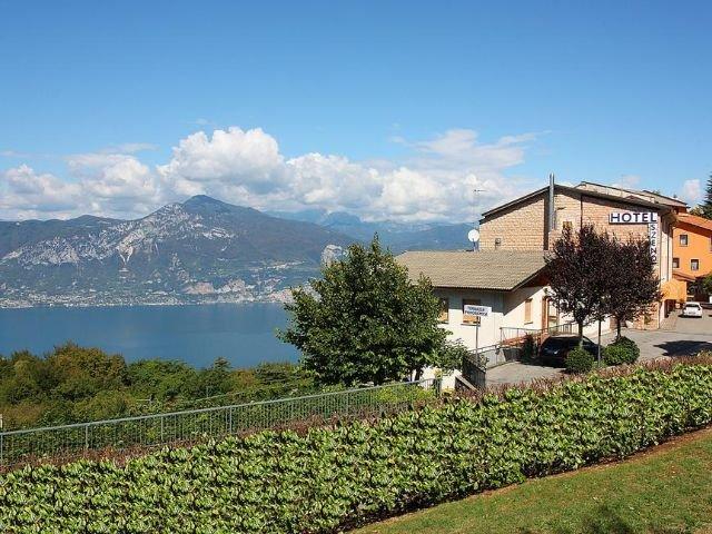 San Zeno di Montagna - Hotel San Zeno - vooraanzicht