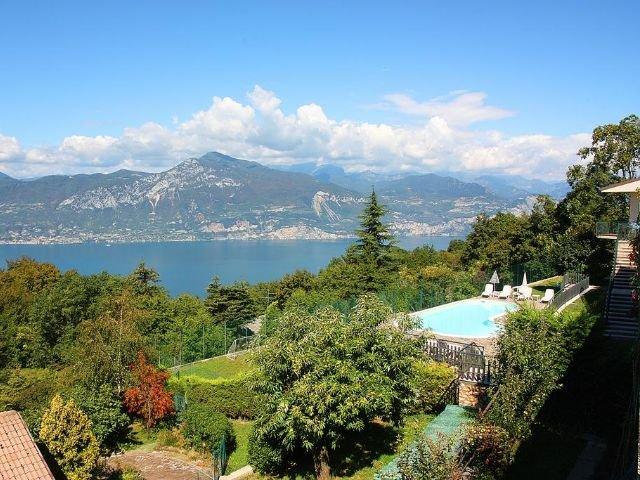 San Zeno di Montagna - Hotel San Zeno - uitzicht