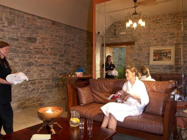 Ierland - Ennistymon - The Falls Hotel