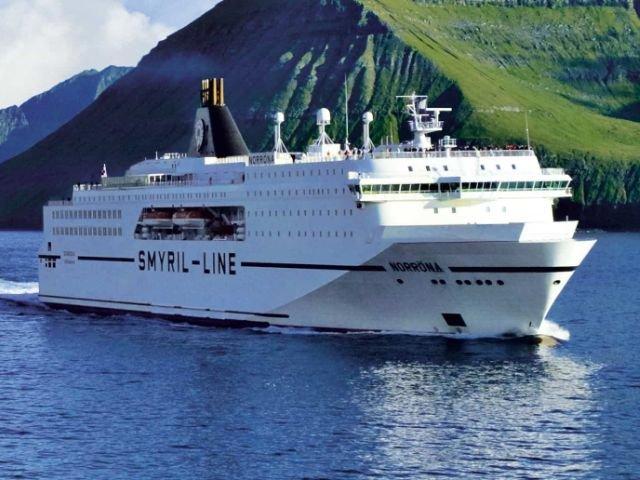Smyril Line - MS Norröna