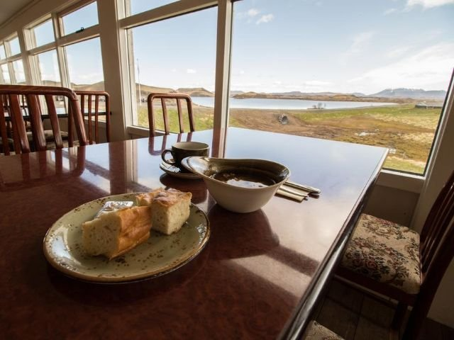 IJsland - Myvatn - Sel Hotel Myvatn