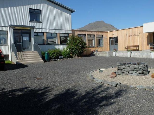 IJsland - Hofn - Jokull Hotel