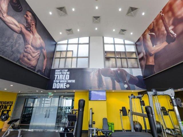 Signature 1 Hotel Tecom - fitnessruimte