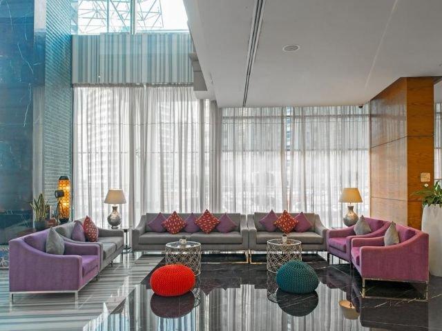 Signature 1 Hotel Tecom - lounge