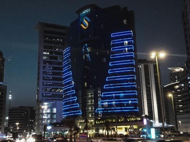Signature 1 Hotel Tecom - vooraanzicht