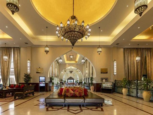 Golden Tulip Hotel - lounge