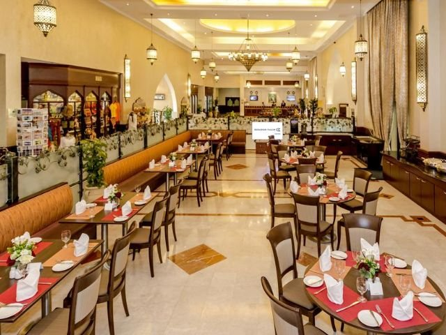 Golden Tulip Hotel - restaurant