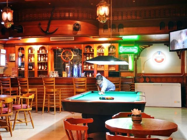 Sur Plaza - bar