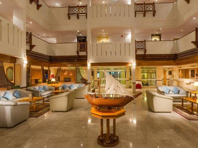 Sur Plaza - lounge