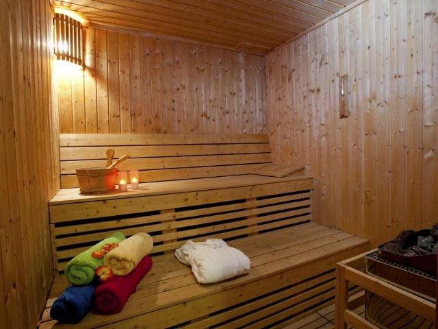 Park Inn Hotel - sauna