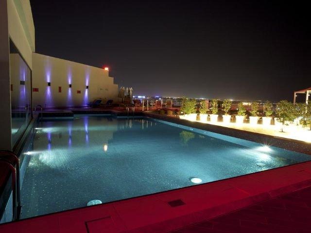 Park Inn Hotel - zwembad
