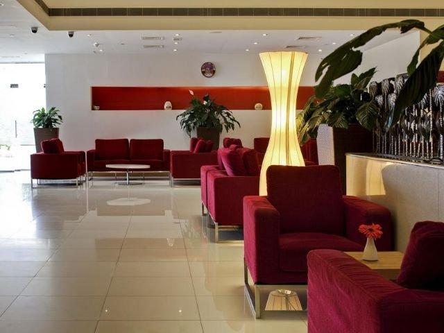 Park Inn Hotel - lounge