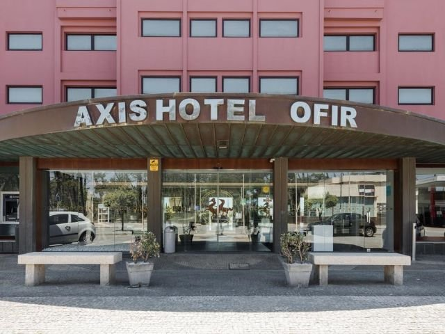 Portugal - Esposende- Hotel Axis Ofir