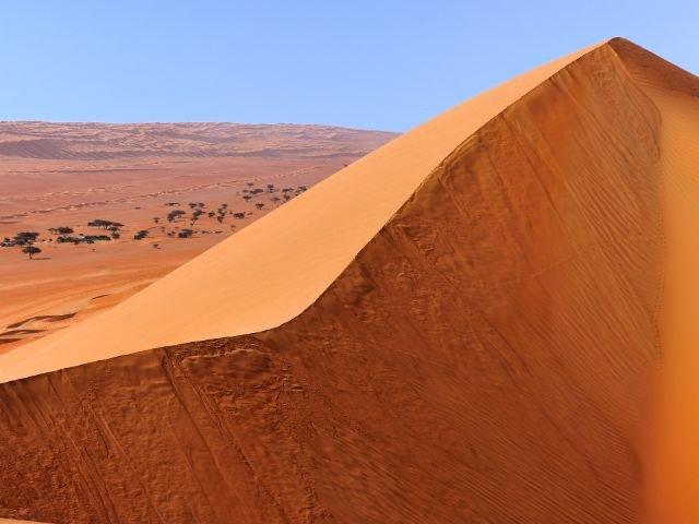 Oman - Wahiba Sands