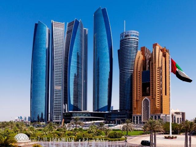 Verenigde Arabische Emiraten - Abu Dhabi - finacieel district