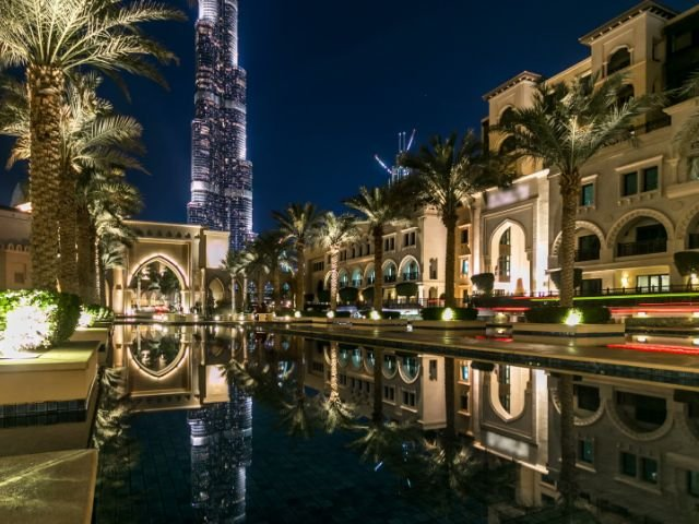 Verenigde Arabische Emiraten - Dubai