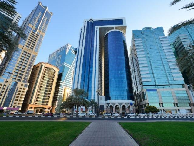 Verenigde Arabische Emiraten - Sharjah