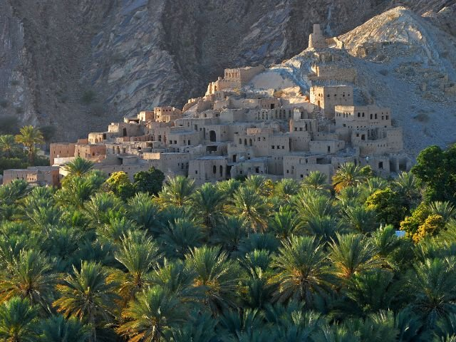Oman - Birkat Al Mauz