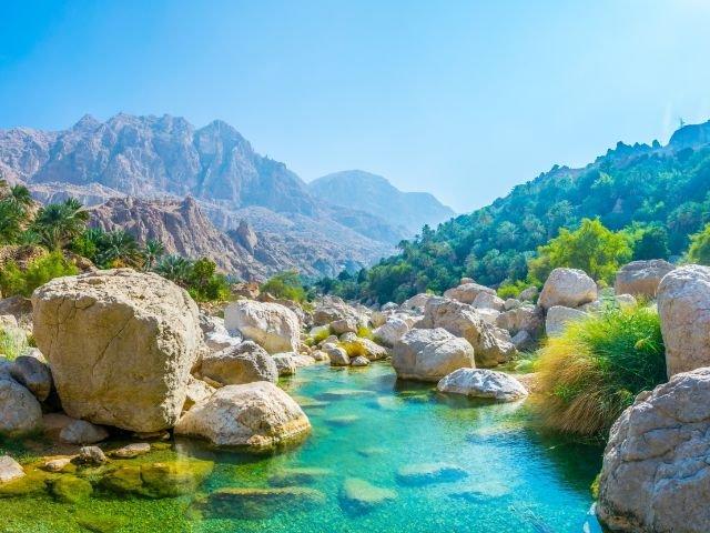 Oman - Wadi Tiwi