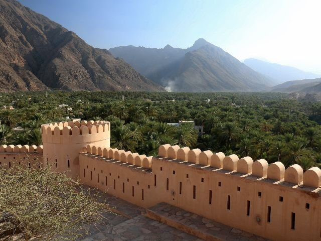 Oman - Nakhl Fort