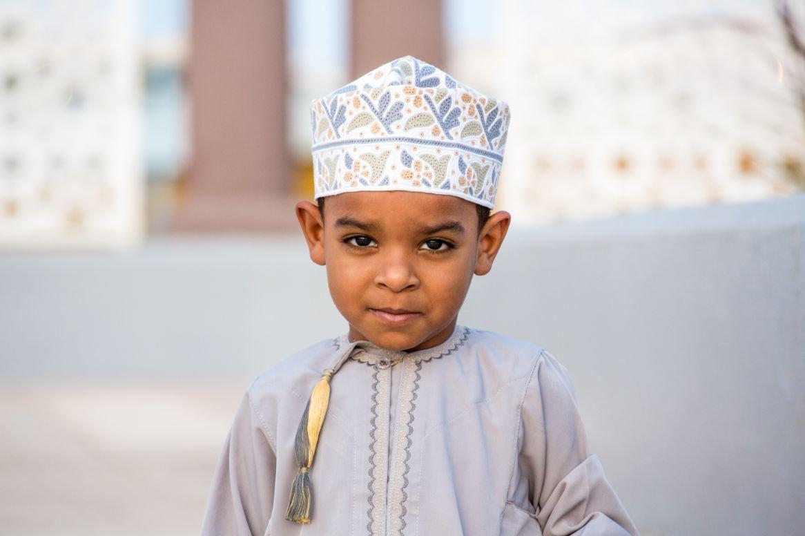 Oman - klederdracht